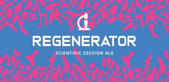 Logo of Regenerator scientific session ale