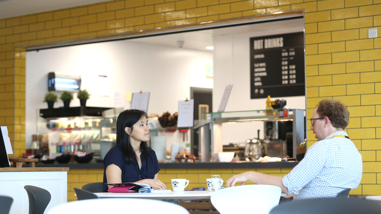 JCBC Cafe