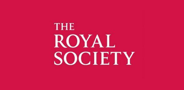 Logo of the Royal Society